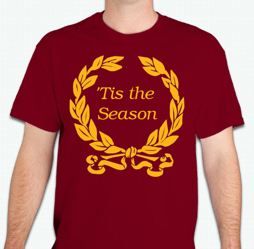 christmas t shirts custom design ideas