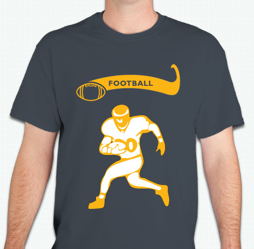 football t shirts custom design ideas