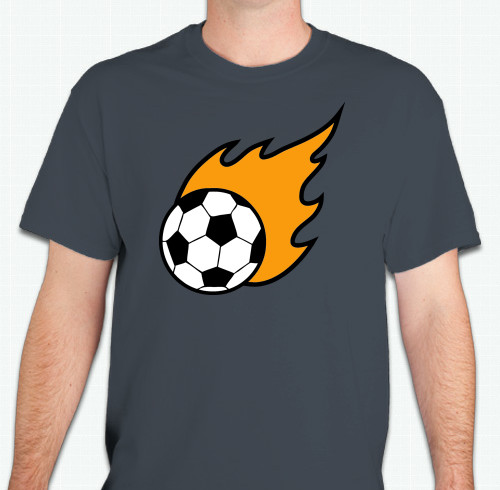 Soccer T Shirts Custom Design Ideas