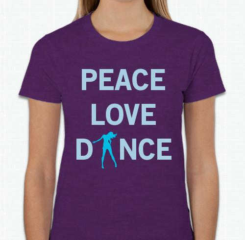 f21618f6 Dance T-Shirts - Custom Design Ideas