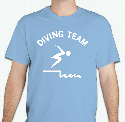 Swim T-Shirts - Custom Design Ideas