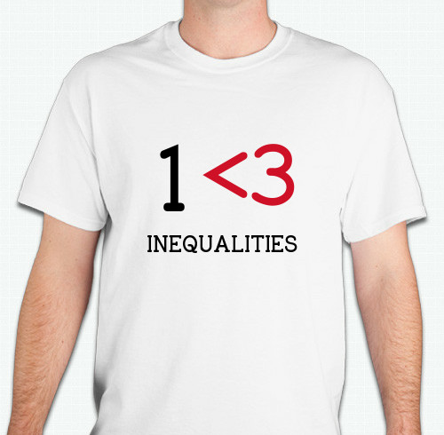 8ea672f7 Math T-Shirts - Custom Design Ideas