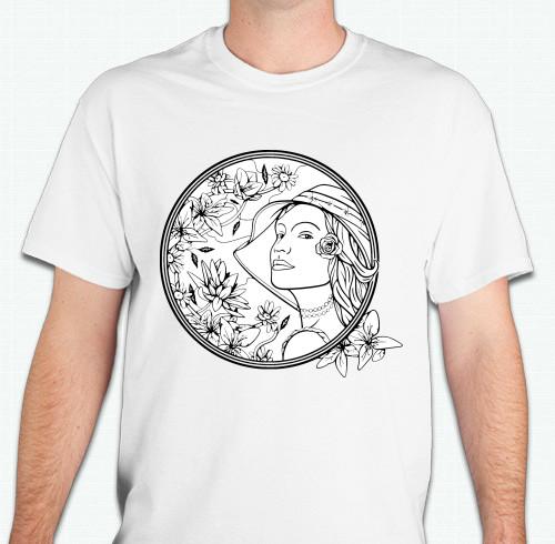 artsy t shirts custom design ideas