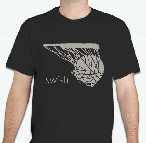 Basketball T Shirt Design Ideas comhoops basketball t shirts wordanscombasketball orange splat t Design This