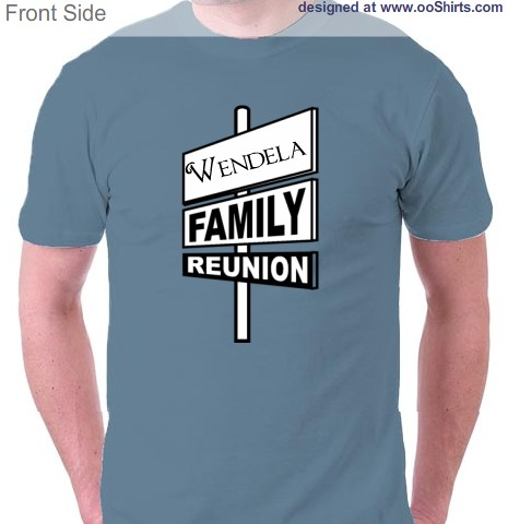 Attractive Family Reunion T Shirt Design Ideas. Family ...