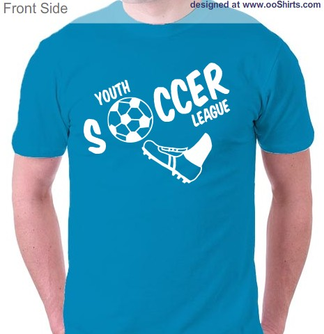 soccer design ideas for custom t shirts