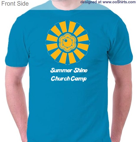 Church T Shirt Design Ideas olive grove youth nc t shirt photo Summer Shine Church Camp Design This
