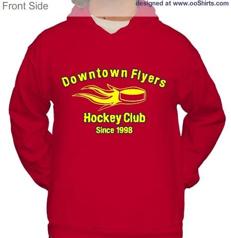 Hockey Design Ideas for Custom T-Shirts