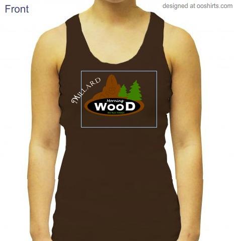 """Custom T-Shirt Design """"Tough Mudder Final"""" From OoShirts.com"""
