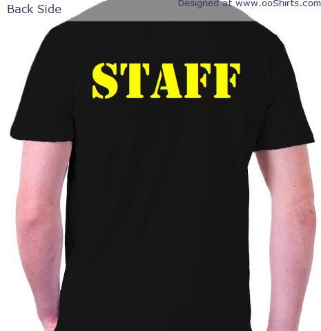 Event design ideas for custom t shirts for Event staff shirt ideas
