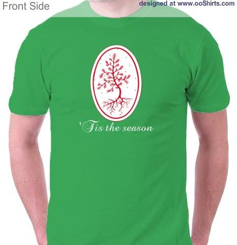 6d7927dd38ca Christmas Design Ideas for Custom T-Shirts
