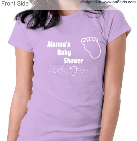 ... Baby Shower T Shirts Online Spreadshirt; Event Design Ideas For Custom  T Shirts ...
