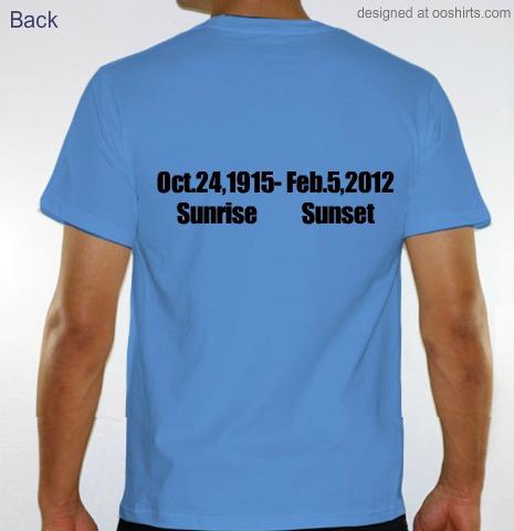 "Custom T-Shirt Design ""CLWpt.3"" From OoShirts.com"