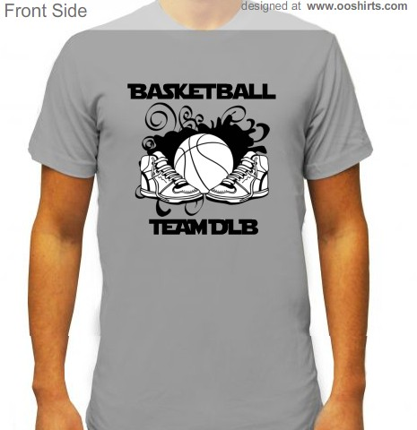 Basketball Design Ideas For Custom T Shirts